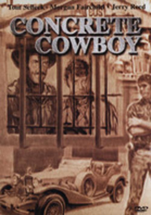 Movie/Spielfilm - Concrete Cowboy (0)