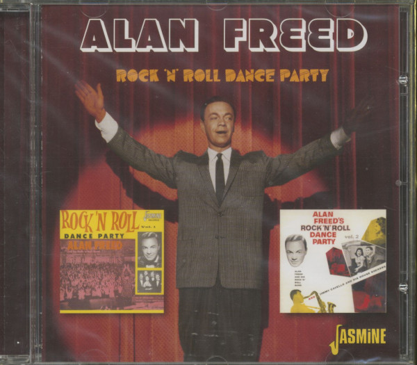 Rock And Roll Dance Party 1&2 (CD)