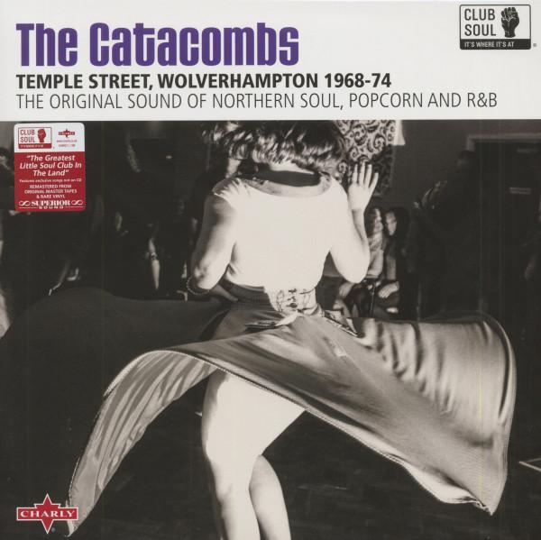 The Catacombs (LP, 180g Vinyl)