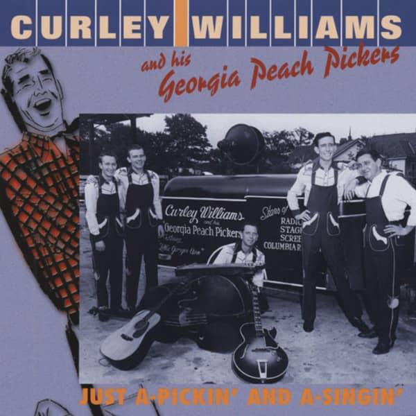 Just A-Pickin' And A-Singin' (& Georgia Peach)