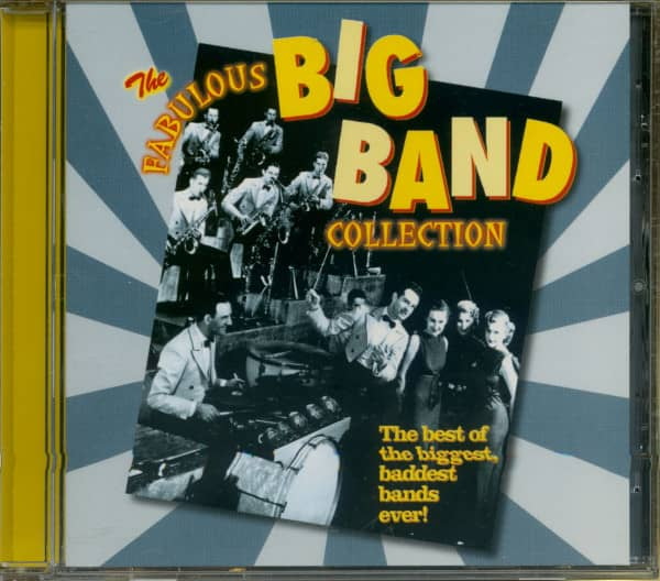 Fabulous Big Band Collection (CD)