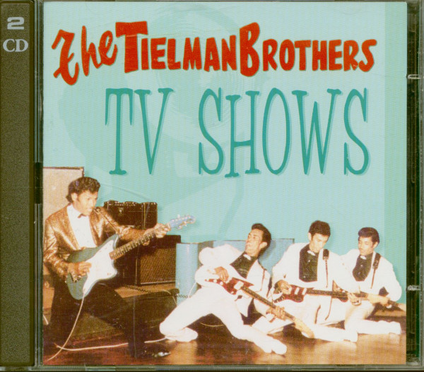 The Tielman Brothers TV Shows (2-CD)