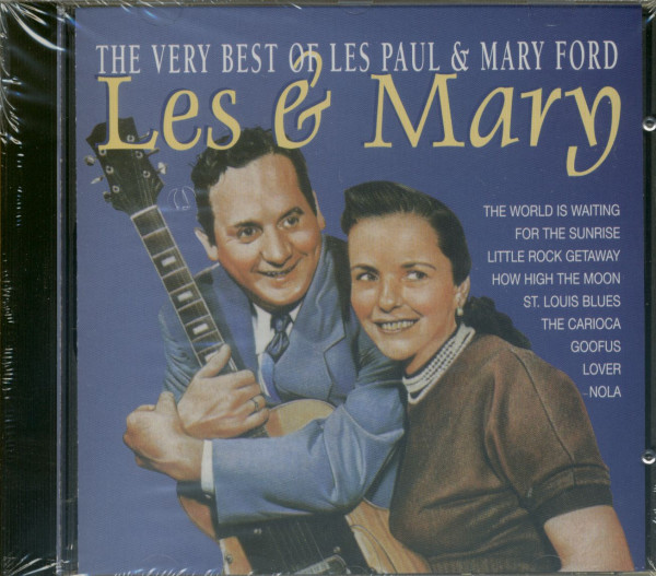 Very Best Of Les Paul & Mary Ford (CD)
