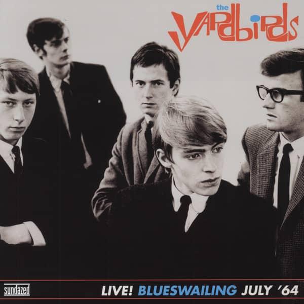 Live! Blueswailing, July '64 (180g)