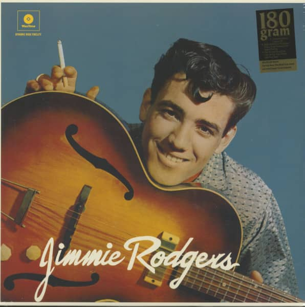 Jimmie Rogers (The Debut Album) (LP, 180g Vinyl)