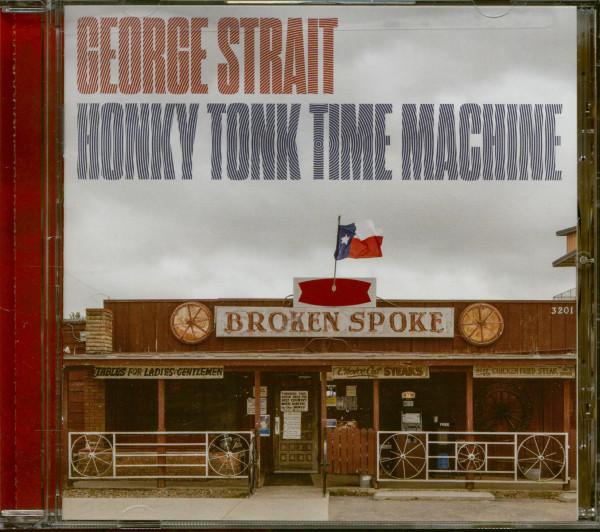 Honky Tonk Time Machine (CD)