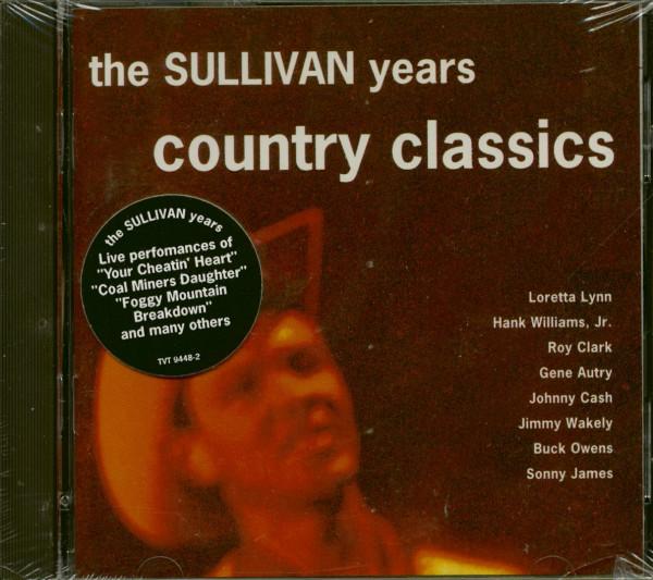 The Ed Sullivan Years - Country Classics (CD)