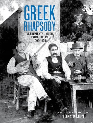 Greek Rhapsody - Instrumental Music from Greece (2-CD&Book)