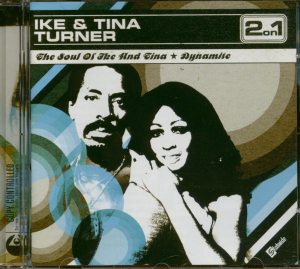 The Soul Of Ike And Tina - Dynamite (CD)