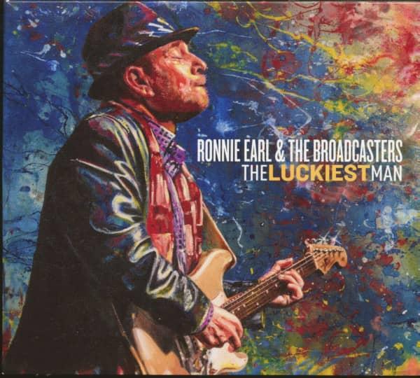 The Luckiest Man (CD)