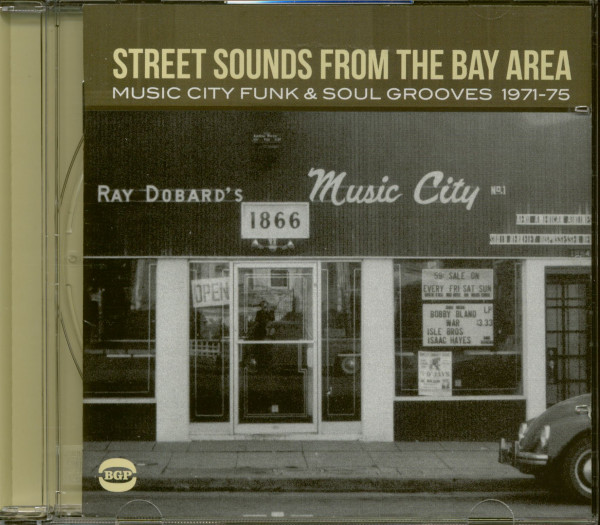 Street Sound From The Bay Area (CD)