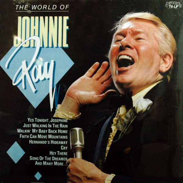 The World Of Johnnie Ray (LP)