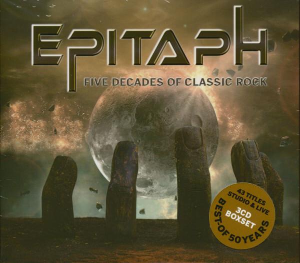 Five Decades Of Classic Rock (3-CD)