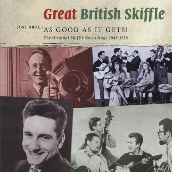 Skiffle - As Good As It Gets 2-CD