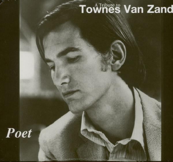 Poet: A Tribute To Townes Van Zandt (CD)