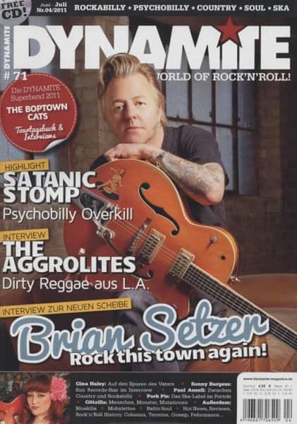 Nr.71 (2011-4) - Magazin & CD