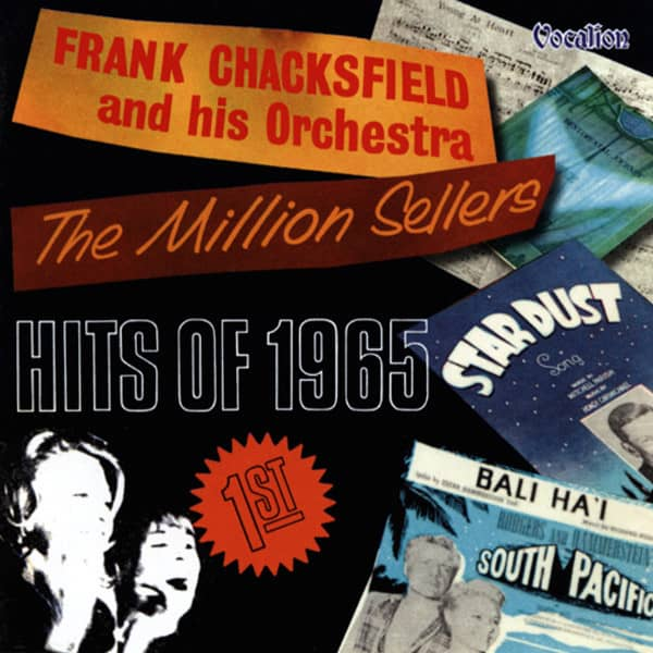 The Million Sellers & Hits Of 1965