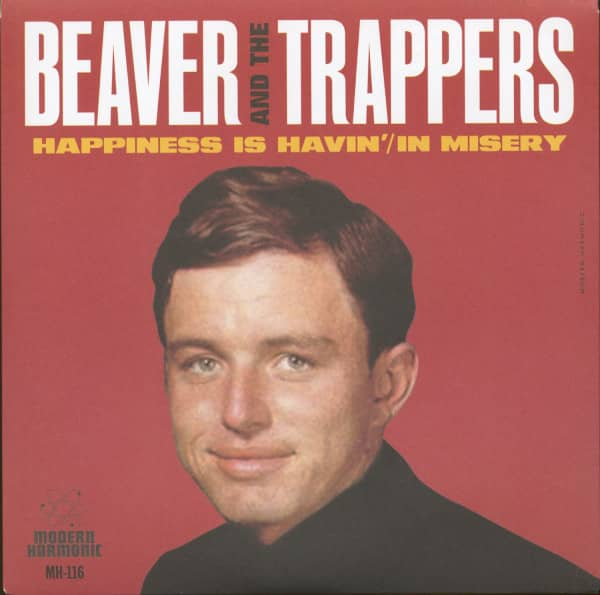 Happiness Is Heavin' - In Misery (7inch, 45rpm, BC, RSD)