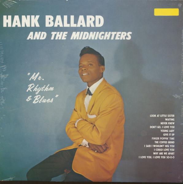 Mr. Rhythm & Blues (LP)