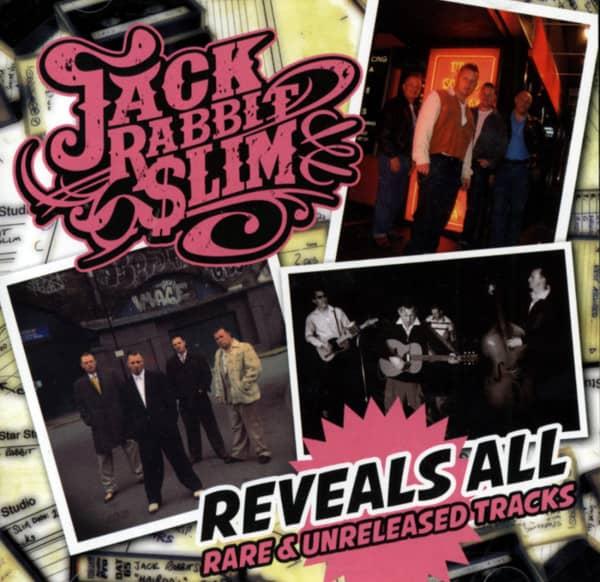 Reveals All - Rare & Unreleased Tracks