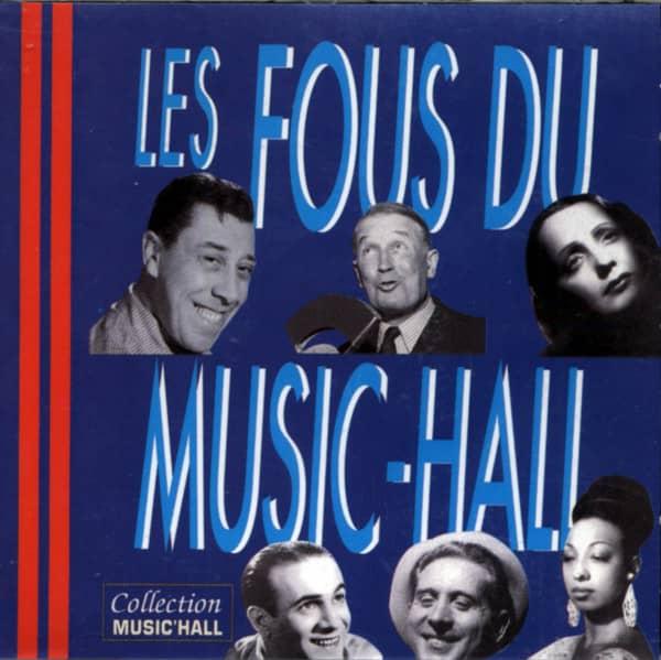 Les Fous Du Music Hall