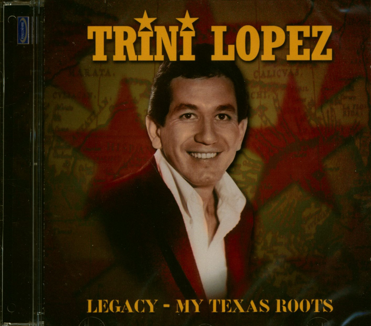 Trini Lopez - Legacy - My Texas Roots (CD)