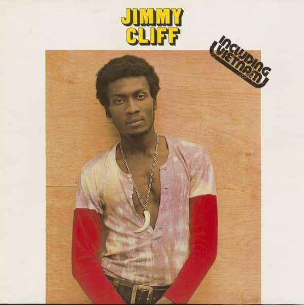 Jimmy Cliff - Wonderful World, Beautiful People (LP)
