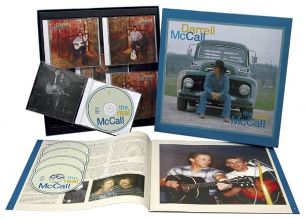 The Real McCall (5-CD Deluxe Box Set)