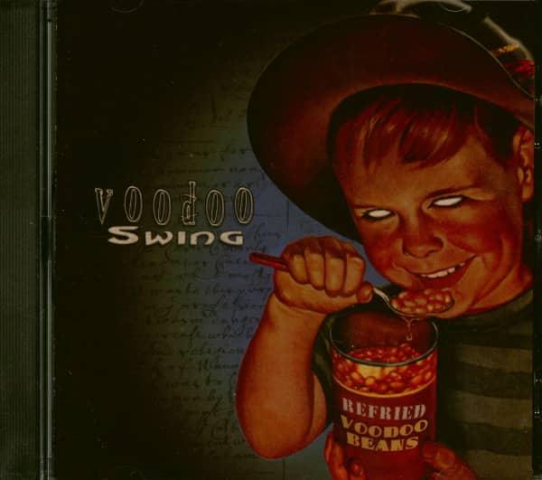 Refried Voodoo Beans (CD)