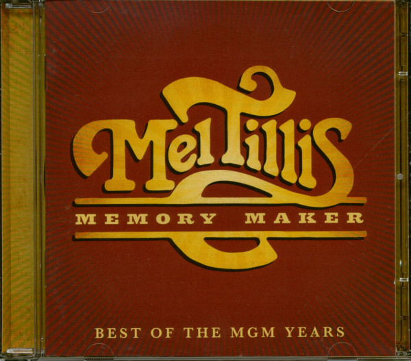 Memory Maker - Best Of The MGM Years (2-CD)