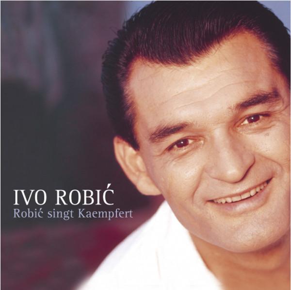 Robic Singt Kaempfert (CD)