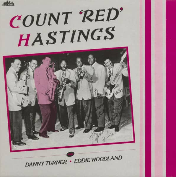 And Danny Turner And Eddie Woodland (LP)