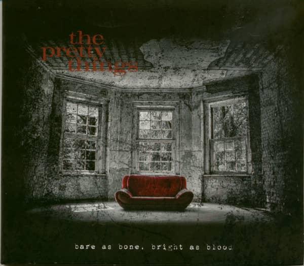 Bare As Bone,Bright As Blood (CD)