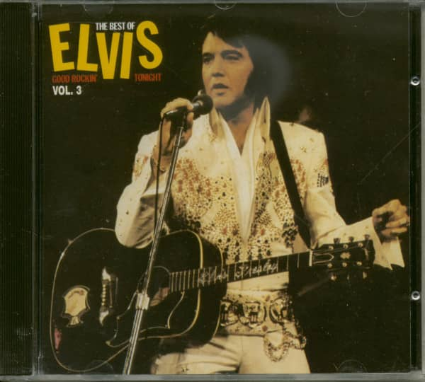 Good Rockin' Tonight - The Best Of Elvis Vol.3 (CD)
