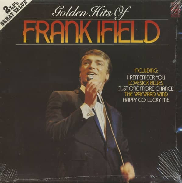 Golden Hits Of Frank Ifield (2-LP)