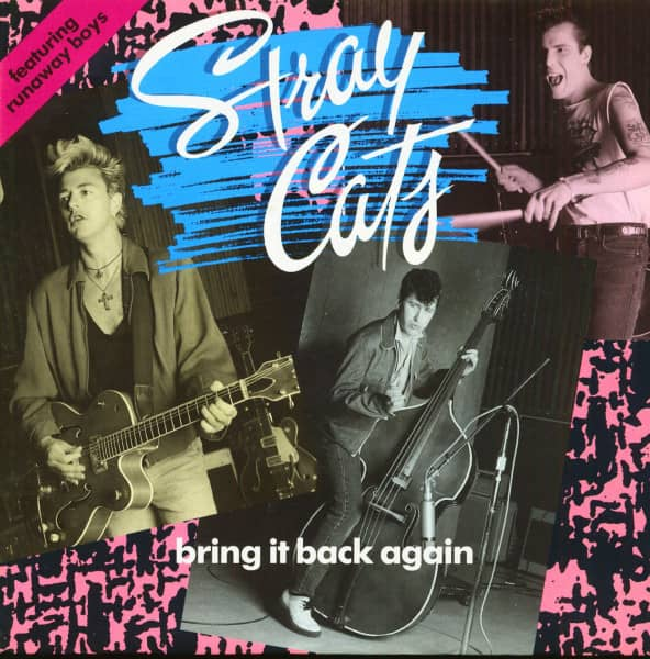 Bring It Back Again - Runaway Boys (Live) (7inch, 45rpm, PS)