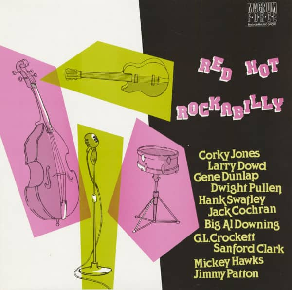 Red Hot Rockabilly (LP)