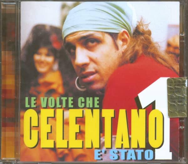 Le Volte Che Celentano E'stao 1 (CD)