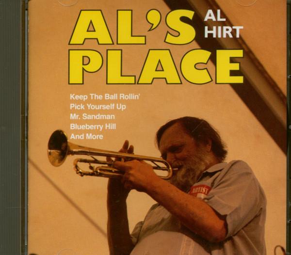Al's Place (CD)