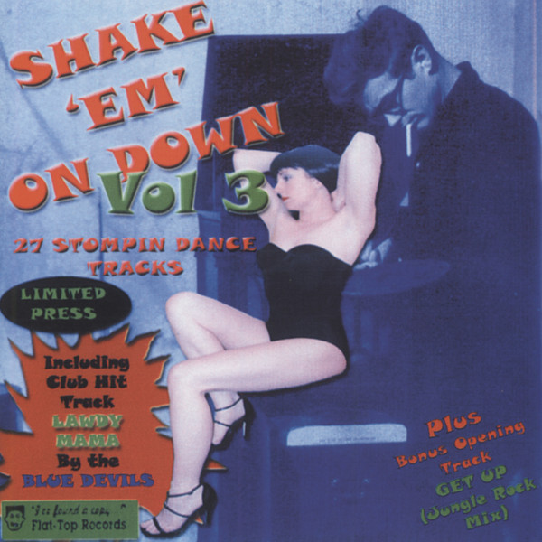 Shake 'Em On Down Vol.3 (CD)