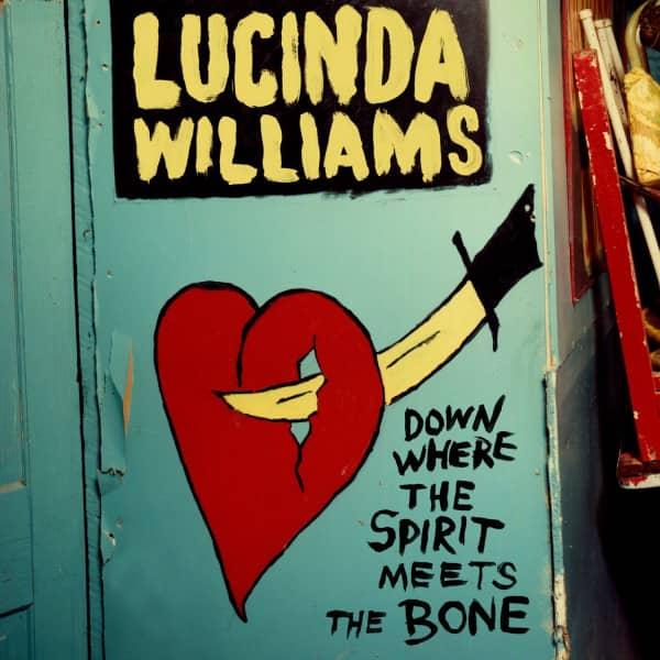 Down Where the Spirit Meets The Bone (3-LP)