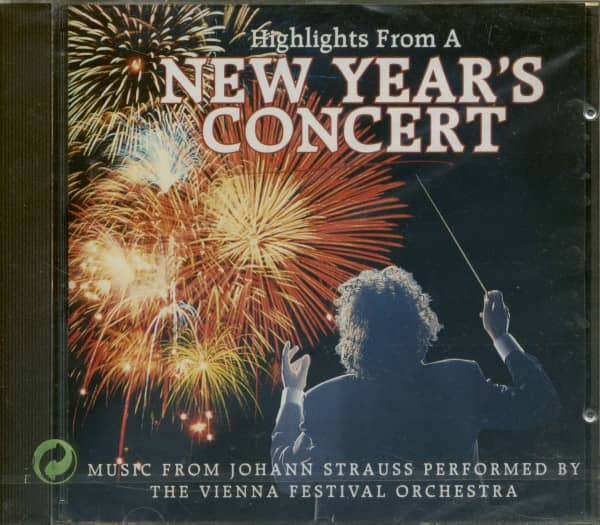 Highlights From A New Year's Concert (CD)