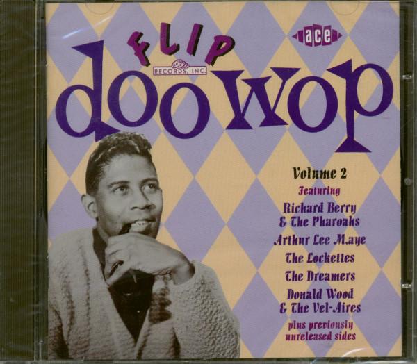 Flip Doo Wop Vol.2 (CD)