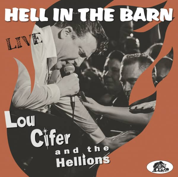 Hell In The Barn - Live (LP &ampamp; CD)