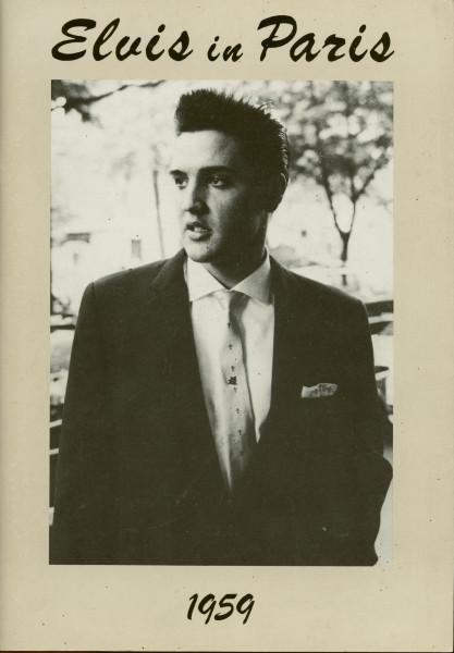 Elvis In Paris (Photobook)