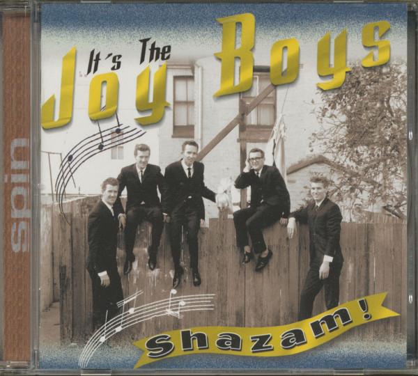 Shazam, It's The Joy Boys (CD)