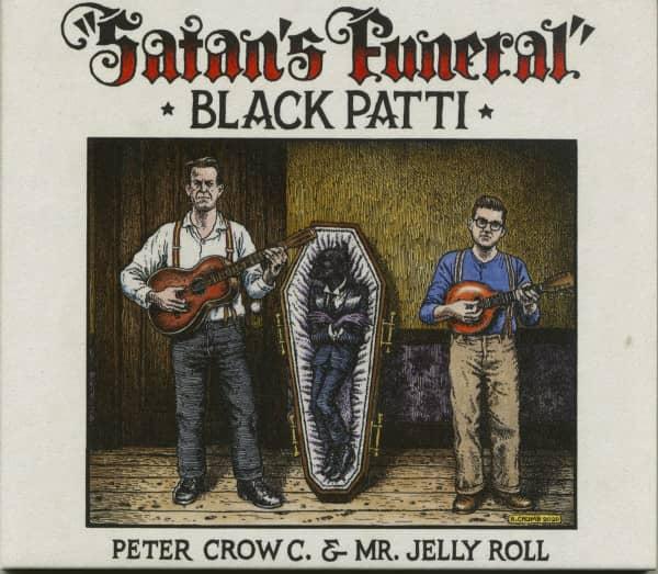 Satan's Funeral (CD)