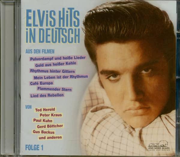 Elvis Hits in Deutsch Folge 1 (CD)