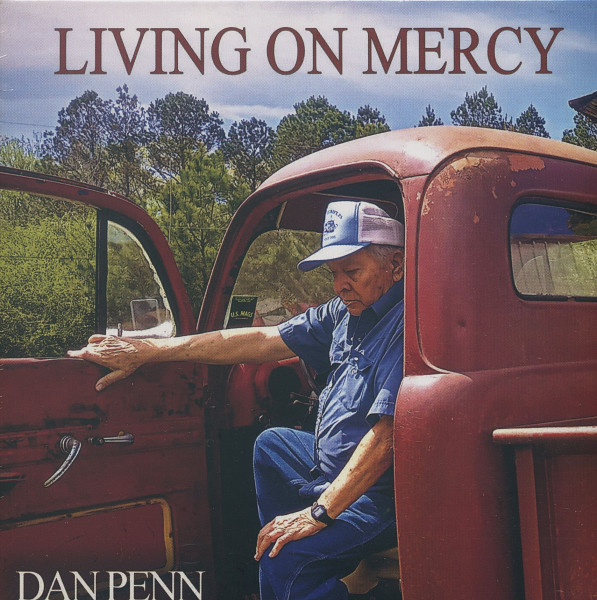 Living On Mercy (CD)