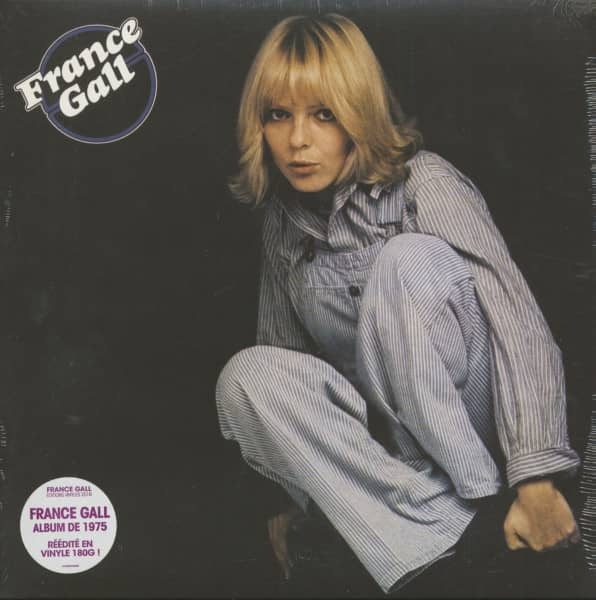 France Gall (LP, 180g Vinyl)